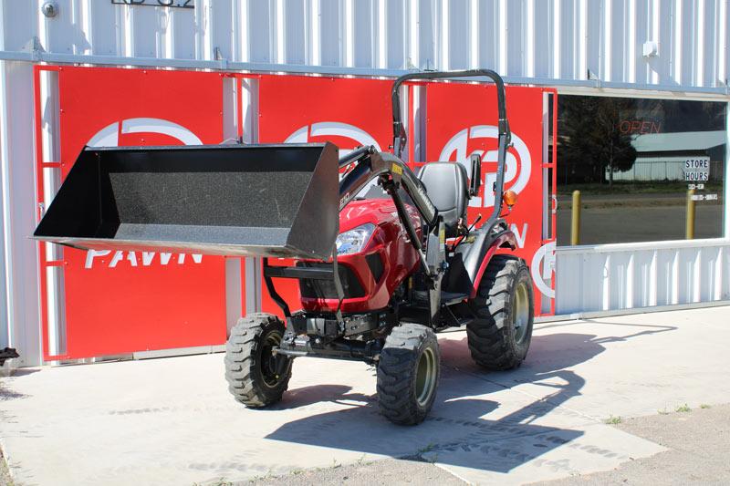 SA324 yanmar tractor